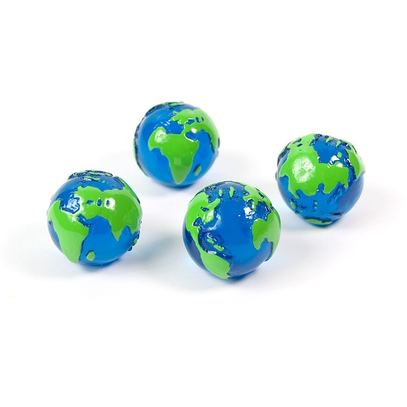 Magnet - glob - GLOBE (4 buc/set) 0